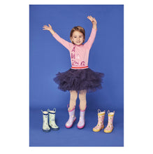 Load image into Gallery viewer, Sunnylife Kids' Rainboots Stardust