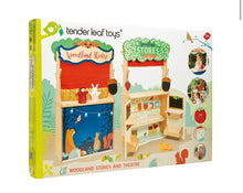 Load image into Gallery viewer, Tender Leaf Toys Woodland Stores and Theater