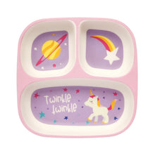 Load image into Gallery viewer, Sunnylife Eco Kids Plate Stardust