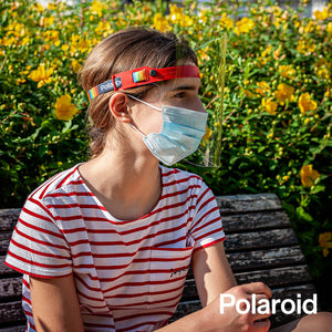 Polaroid Eyewear Stay Safe KIDS Collection