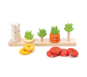 Tenderleaf Toys Counting Carrots