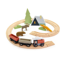 Load image into Gallery viewer, Tender Leaf Toys Treetop Train Set