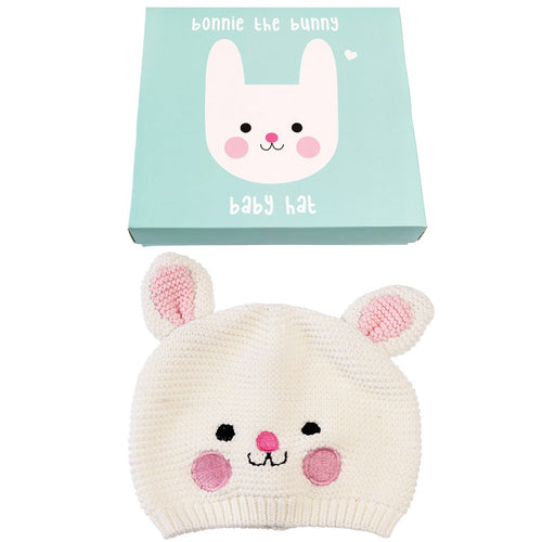 Rex London Bonnie The Bunny Baby Hat