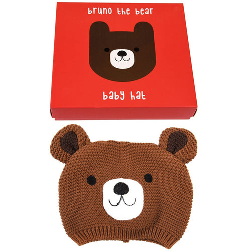 Rex London Bruno The Bear Baby Hat