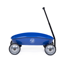 Load image into Gallery viewer, Baghera Large Blue Wagon