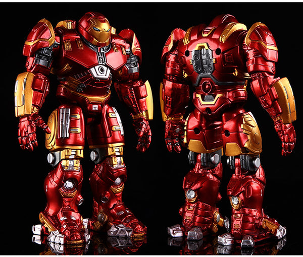 Marvel Avengers Infinity War Chogokin X S H  Figuarts Hulkbuster Mark 2  Action Figure