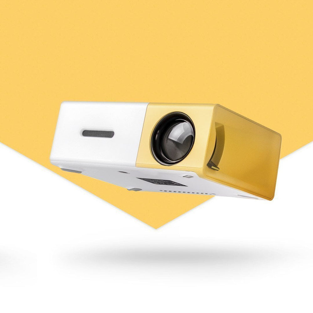 Incredibly Bright and Ultra Portable Projector, KDI YG300