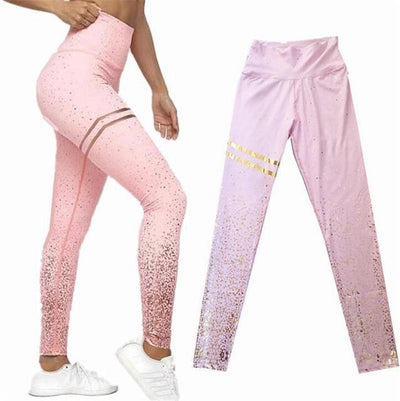 fitostic Leggings Rose / S FITA - STAMPING 2pcs