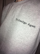 Load image into Gallery viewer, Tá Gaeilge Agam Liath/Grey
