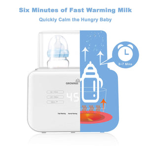 Baby Bottle Warmer, Bottle Sterilizer