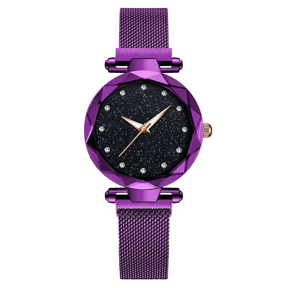 Luxury Magnetic Wristwatch