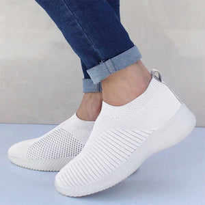 Flat Knitted Shoes