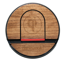 Wooden Qi Wireless Charging Pad (Clearance)