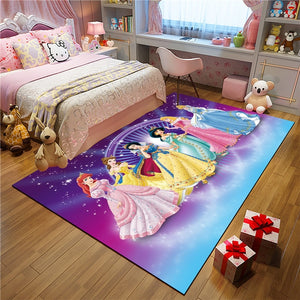 """Princess"" Non-slip Mat Set"