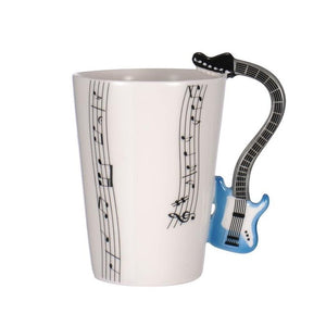 Complete your Musical Mug Collection -Great Conversation Piece  or Novelty Gift.