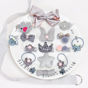 Baby Girl Headwear &  Accessories