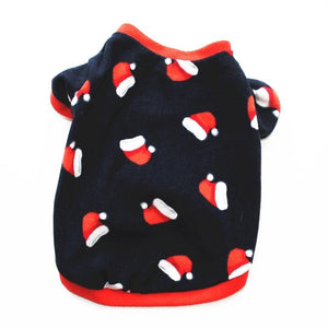 Warm Fleece Pet Dog Clothes