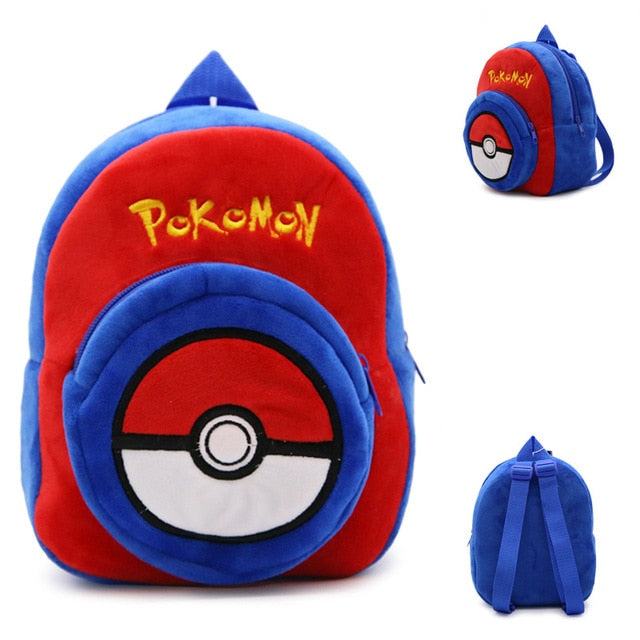Cute Cartoon Animal Mini Plush Backpack