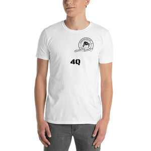 Cheekiemunkie 4Q Short-Sleeve Unisex T-Shirt