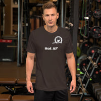 Cheekiemunkie 'Hot AF' Short-Sleeve  T-Shirt