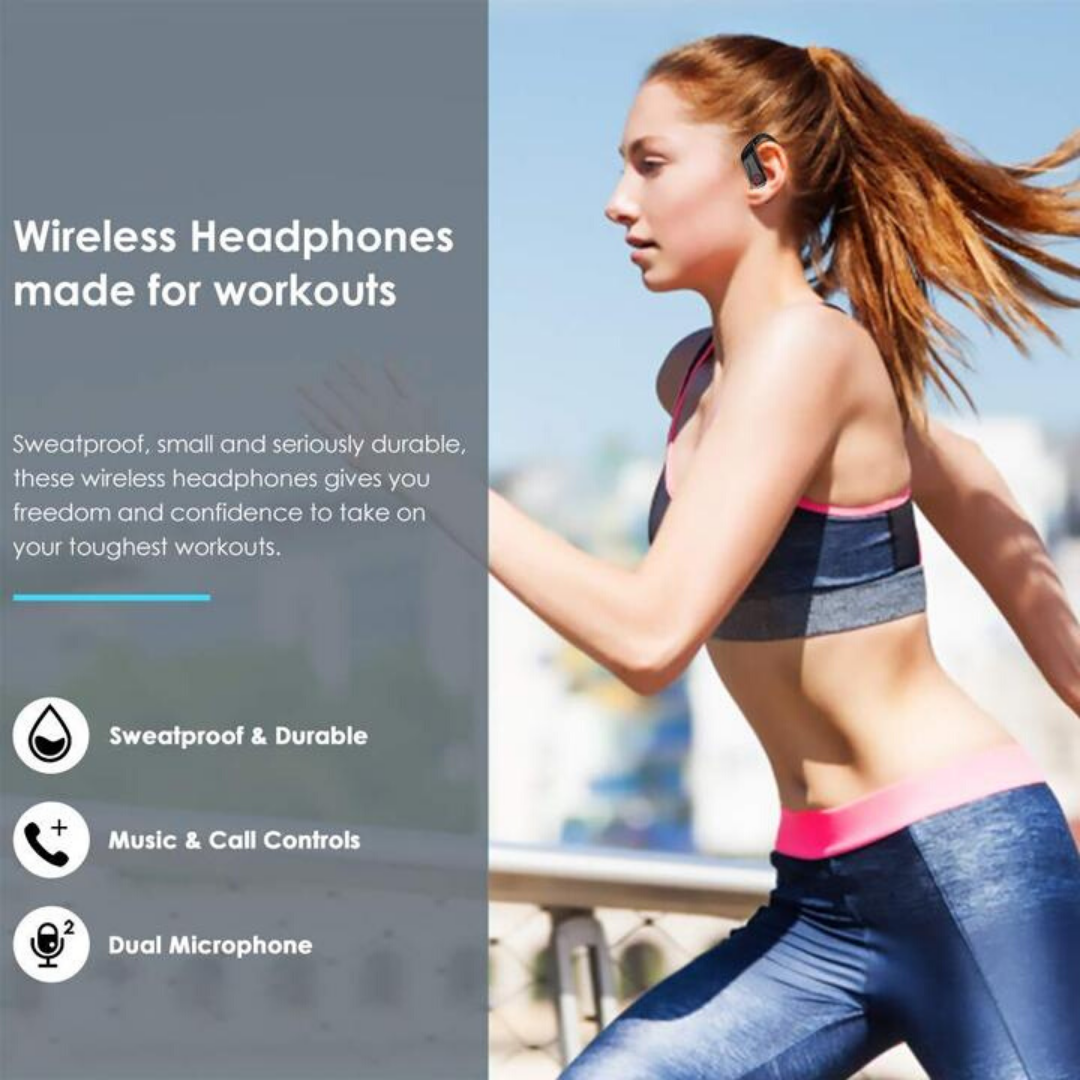 Headphones for  working out - primepods