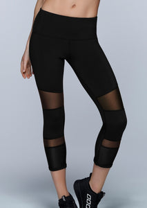 Endurance core tight front Lorna Jane Brussels La Woman Touch