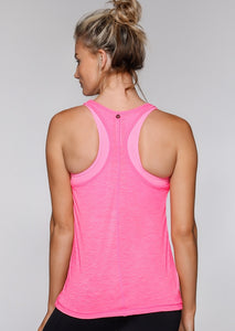 Grl Pwr Tank back Lorna Jane Brussels La Woman Touch