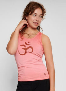 OM Yoga Top Urban Goddess Bussels La Woman Touch