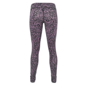 Yoga Legging Bhaktified Anjali back Urban Goddess Brussels La Woman Touch