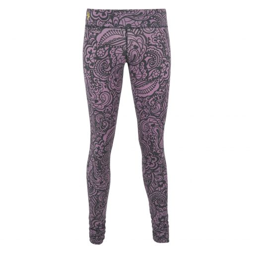 Yoga Legging Bhaktified Anjali front Urban Goddess Brussels La Woman Touch