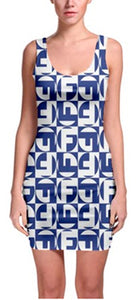 Final Furlong Racing - Bodycon Dress