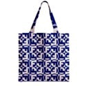 Final Furlong Racing - Zippered Grocery Tote