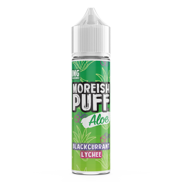 Blackcurrant Lychee Aloe by Moreish Puff 50ml Short Fill