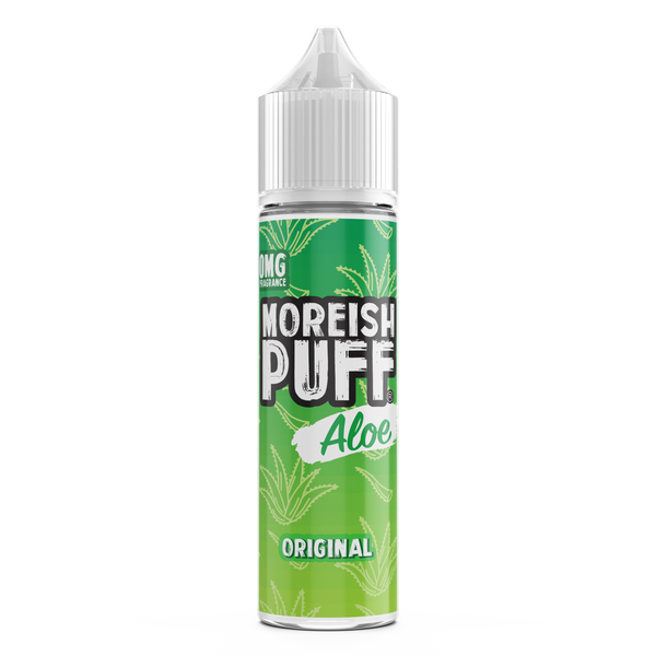Original Aloe by Moreish Puff 50ml Short Fill