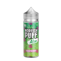 Raspberry Aloe by Moreish Puff 100ml Short Fill