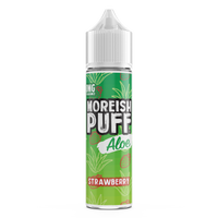 Strawberry by Moreish Puff Aloe 50ml Short Fill