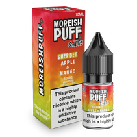 Moreish Puff Apple & Mango Sherbet Nic Salt 10ml TPD