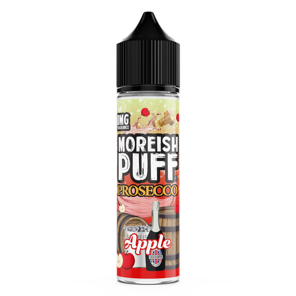 Apple Prosecco by Moreish Puff 50ml Short Fill