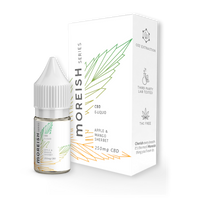 Moreish Series Apple & Mango Sherbet CBD E-Liquid 10ml