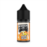 Moreish As Flawless Banana Custard 25ml Short Fill E-Liquid
