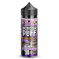 Blackberry Prosecco by Moreish Puff 100ml Short Fill
