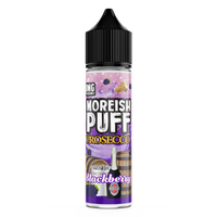 Blackberry Prosecco by Moreish Puff 50ml Short Fill