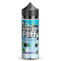 Blackcurrant Menthol 100ml Short Fill