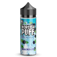 Blackberry Menthol 100ml Short Fill