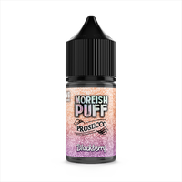 Blackberry Prosecco by Moreish Puff 25ml Short Fill