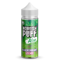 Blackcurrant Lychee Aloe by Moreish Puff 100ml Short Fill