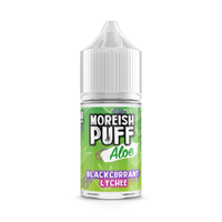 Blackcurrant Lychee Aloe by Moreish Puff 25ml Short Fill