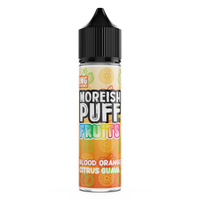 Blood Orange Citrus Guava by Moreish Puff 50ml Short Fill