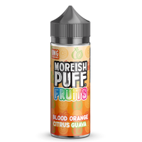 Blood Orange Citrus Guava by Moreish Puff 100ml Short Fill