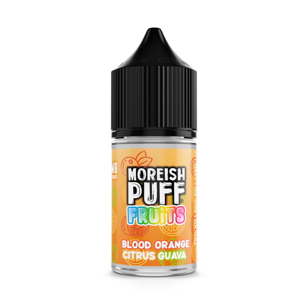 Blood Orange Citrus Guava by Moreish Puff 25ml Short Fill